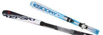 スキーを選ぶ